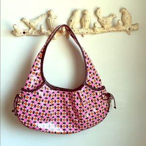 Vera Bradley frill bag